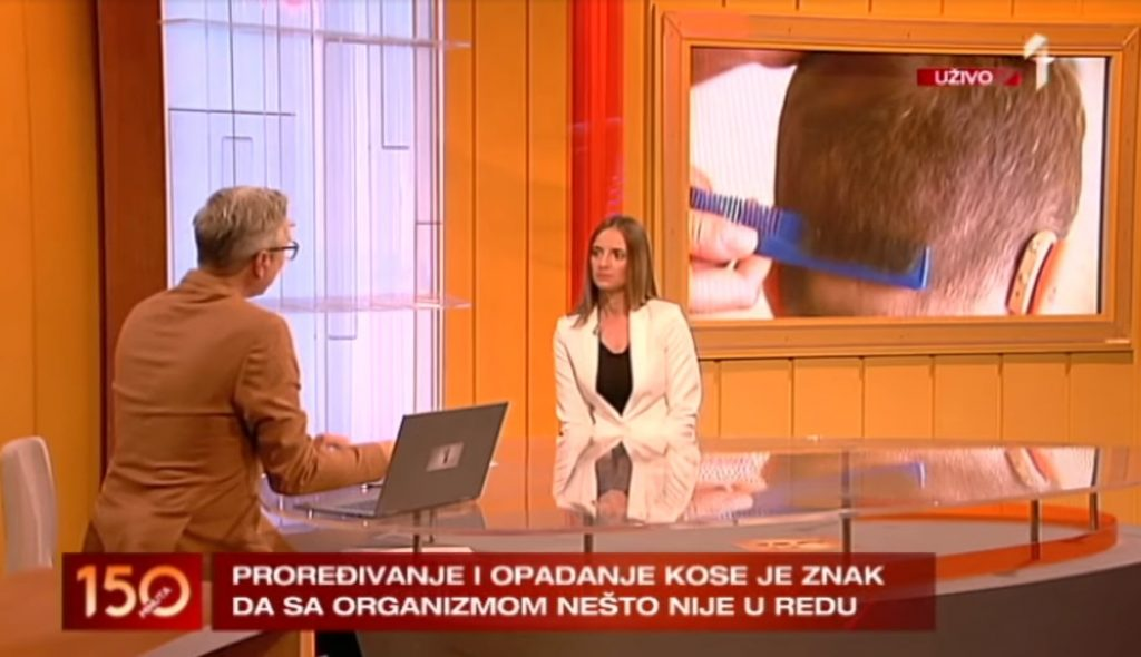 INTERVJU DR MARIJE MARJANOVIĆ ZA EMISIJU
