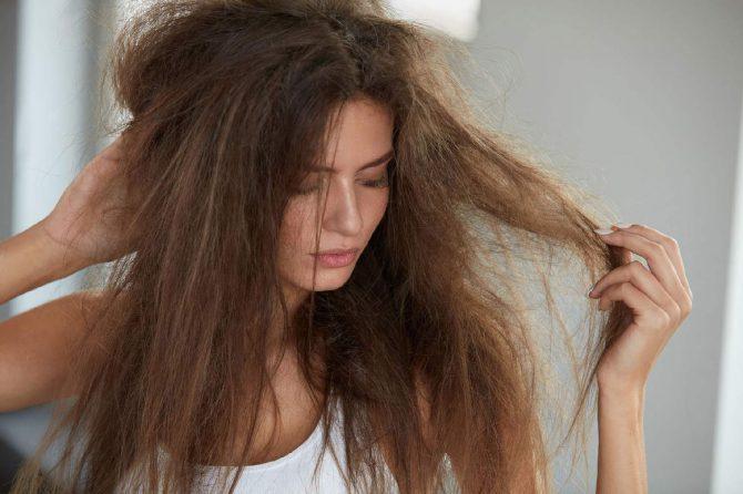 Zašto je moja kosa postala tako suva?